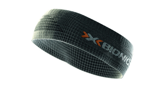 X-Bionic Headband light Size 2 light charcoal/perl grey